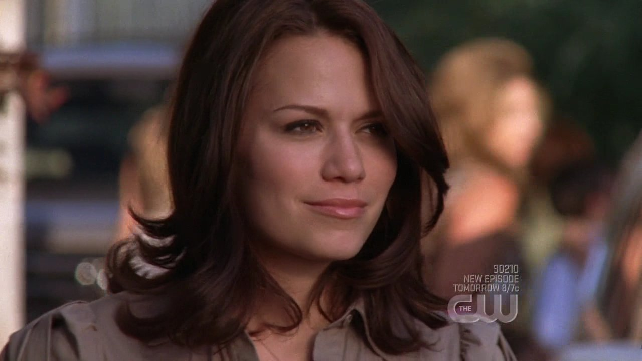 BETHANY JOY LENZ on CW's One Tree Hill